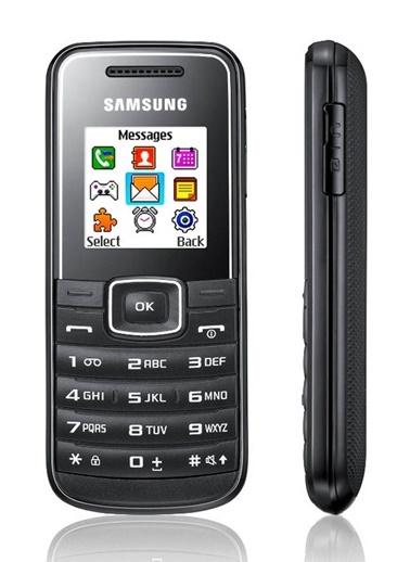 Samsung E1050 Cep Telefonu-Samsung